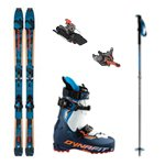 All for Skitouring: Ski, Boots, Skins...