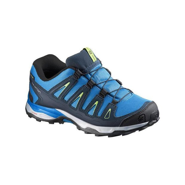 Salomon L38158900 X-Ultra GTX JR bl/midnbl/gr