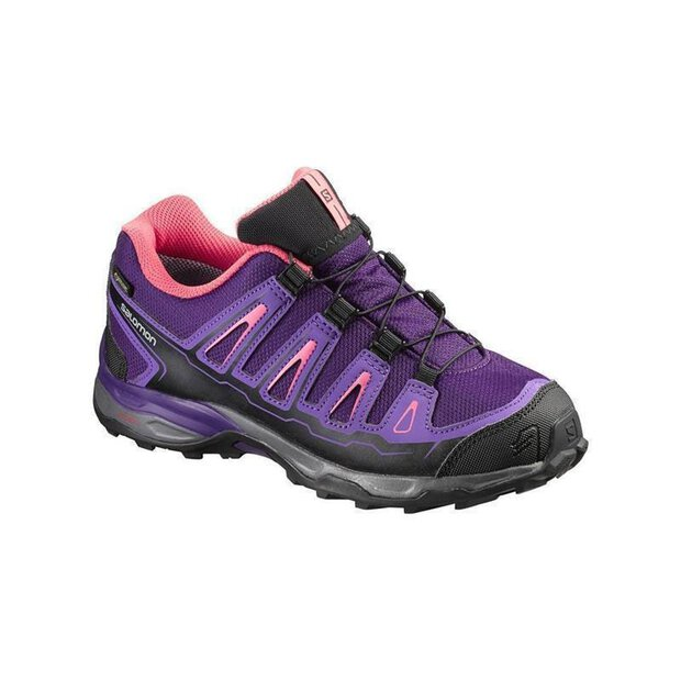 Salomon L39167500 X-Ultra GTX Jr cosmicpurple SIZE 37