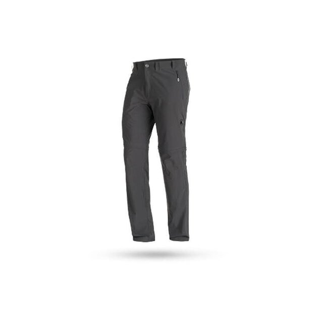Mammut 1020-11200 Runbold Zip Off Pants M graphite