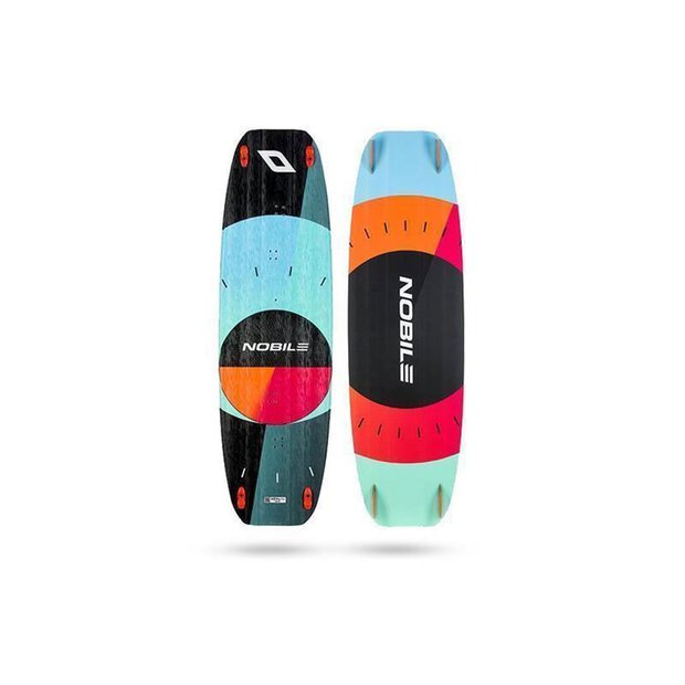 Nobile 2017 Fifty Kiteboard with finns