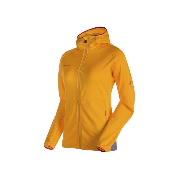 Mammut 1010-23200 Runbold Hooded Jacket W radiantmel