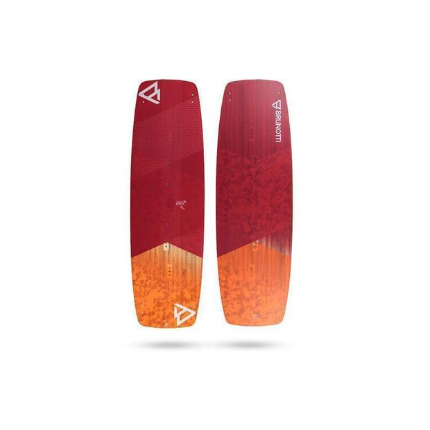 Brunotti 2018 Onyx Kiteboard with fins