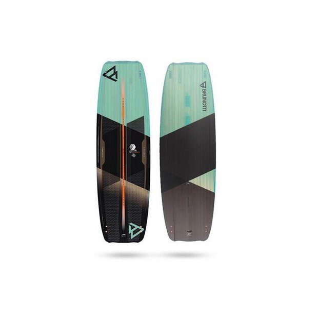Brunotti 2018 Dimension Kiteboard with fins