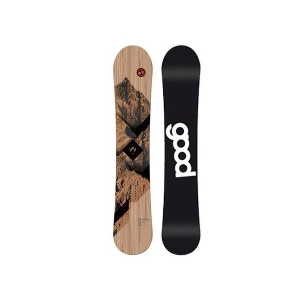 Goodboards 2018 Wooden Doublerocker Board Herren