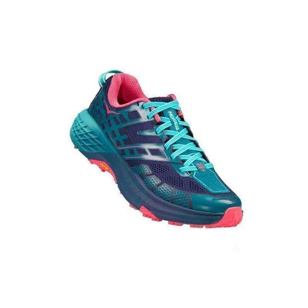 Hoka 1016796 Speedgoat 2 Women peacot/ceramic