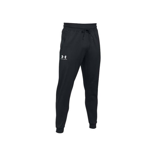Under Armour 1290261 Sportstyle Jogger blk/wht