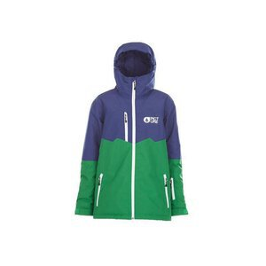 Picture KVT025 Tommy Jacket green/dark blue