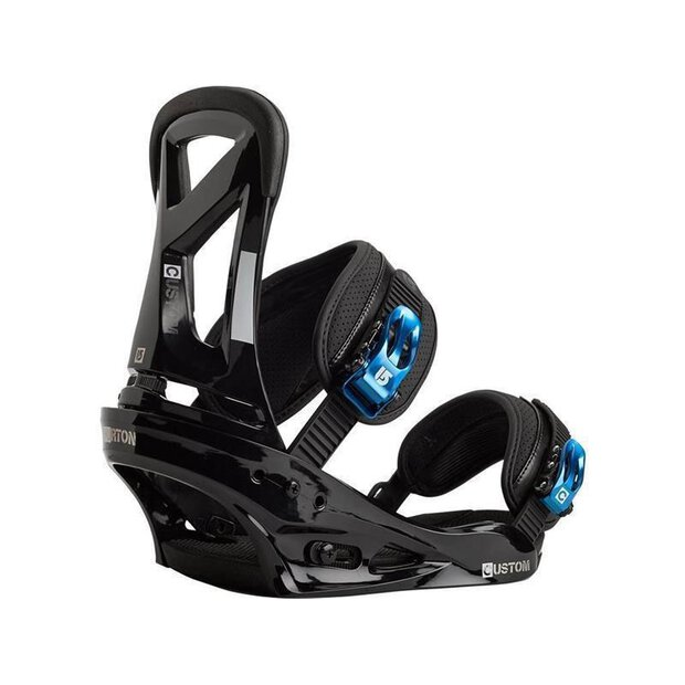 Burton 10542100 Custom Bindung black