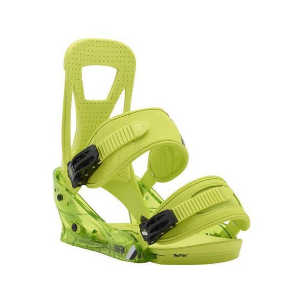 Burton 10544101301 FREESTYLE Bindings lime