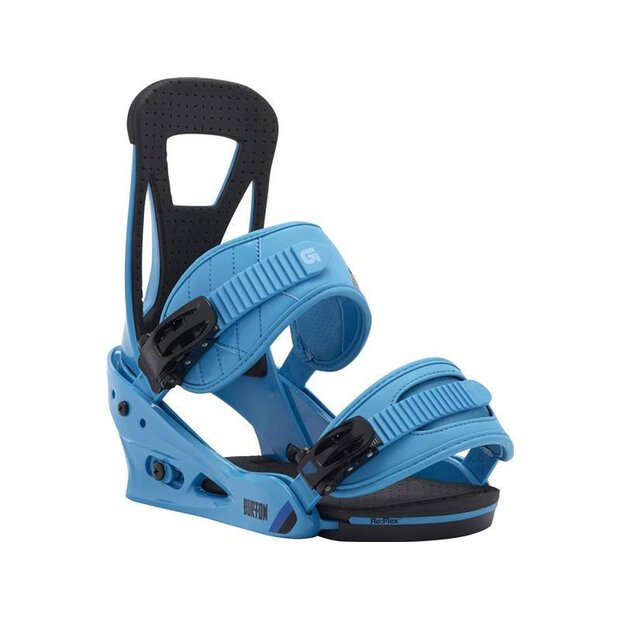 Burton 10544101414 FREESTYLE Bindings true blue