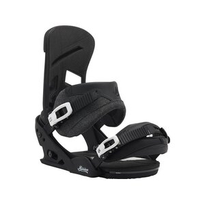 Burton 10546101043 MISSION Bindings black/wool