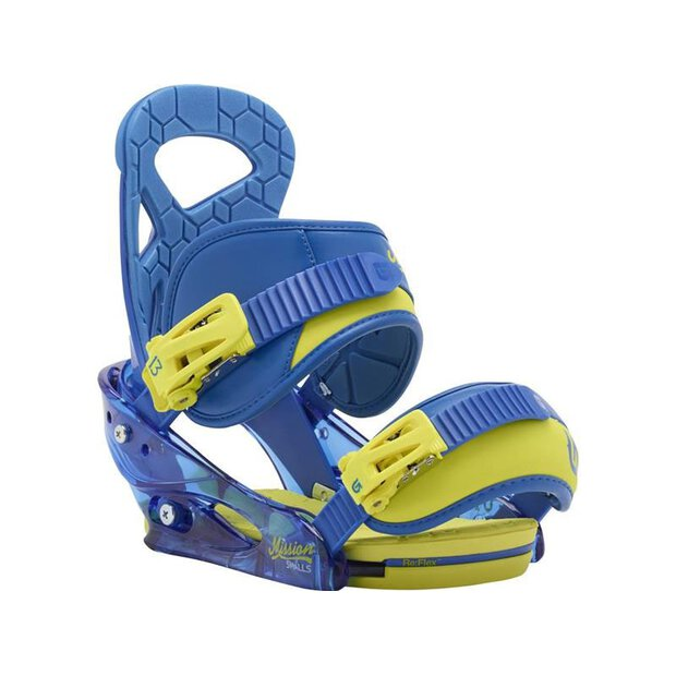 Burton 10575101444 MISSION SMALL Bindings blue