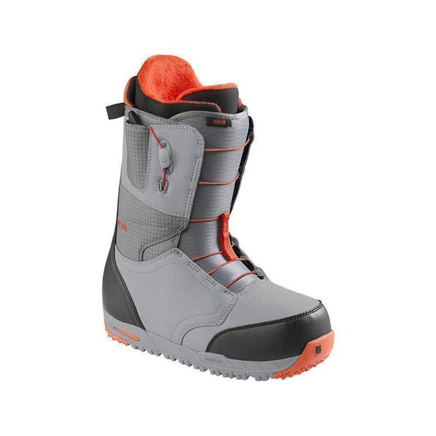 Burton 10439101079 RULER Boot gray/black/red