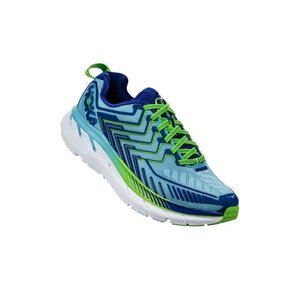 Hoka Clifton 4 W Shoe skyblue/surftheweb