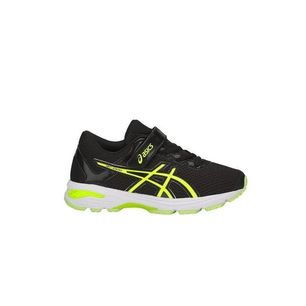 Asics C741N GT 1000 6  black/safetylw/white
