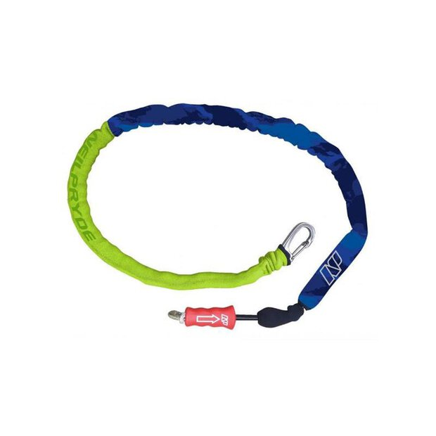 NP 166537 Teamrider Handle Leash bluecamo
