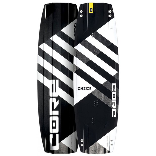 Core Choice 4 Kiteboard inkl. Fins 48mm