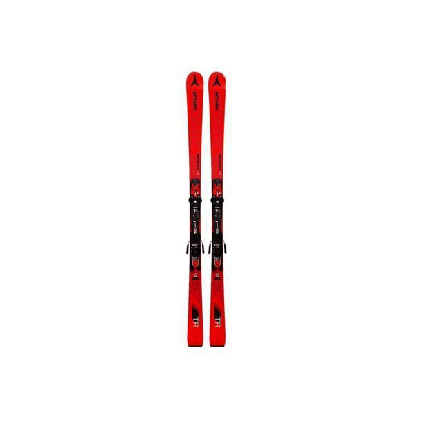 Atomic Redster Ski Red with Binding