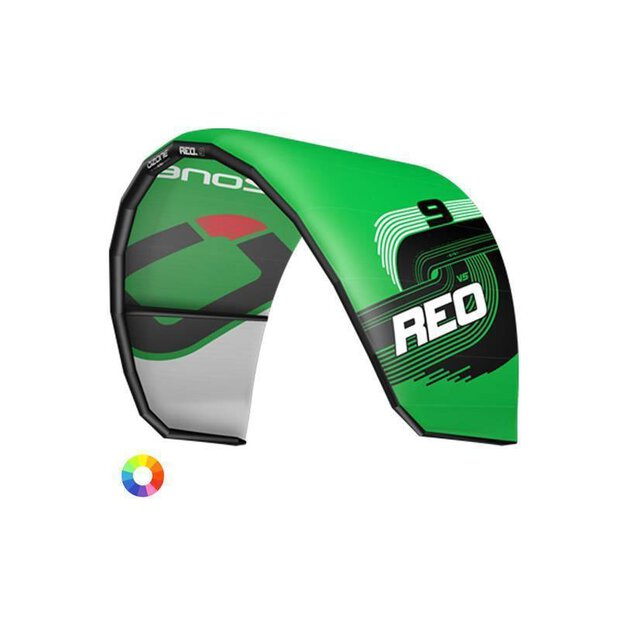 Ozone Reo V5 kiteonly with technical bag