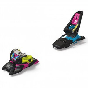 Marker 2019 Squire 11 Bindings blk/pink/blue 90mm