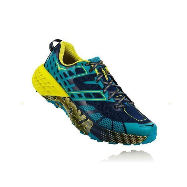 Hoka 1016795 Speedgoat 2 M Shoe caribbeansea/blued