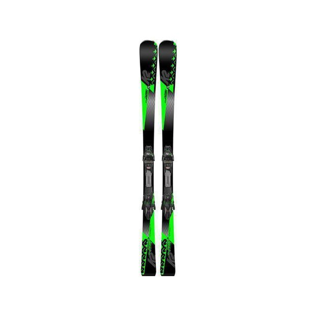 K2 2019 Turbocharger + MCX 12 Ski