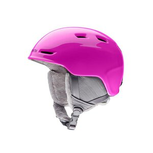 Smith Zoom Junior Helmet pink pops
