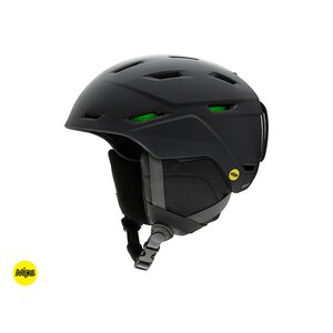 Smith Mission Mips Helmet matteblack