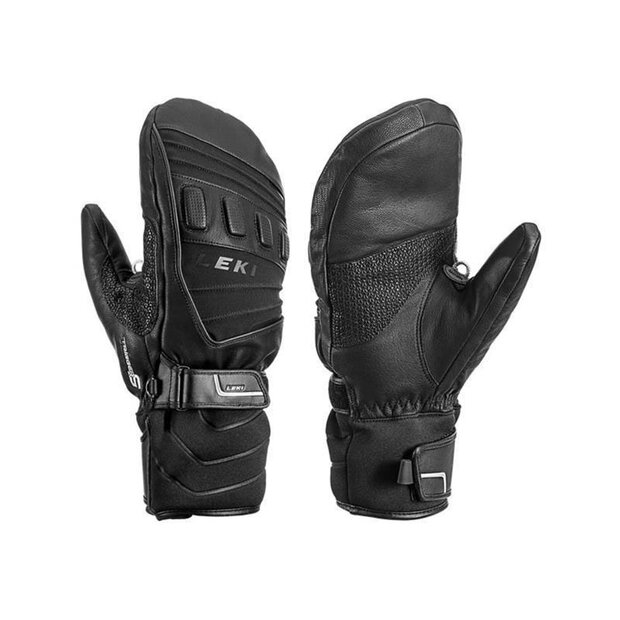 Leki 640848301 Griffin S Mitt black