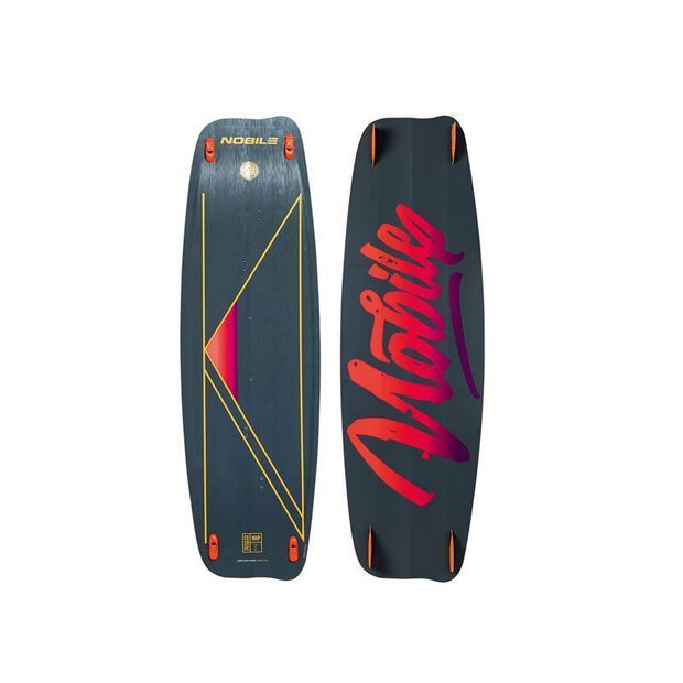 Nobile 2019 NHP Kiteboard with fins
