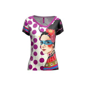 Crazyidea 095027D T Shirt Shade W x043 hulya berry