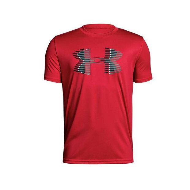 Under Armour 1331687 Big Logo Tee Solid 600