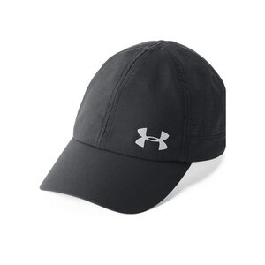Under Armour 1306291 0001 Fly By Cap blk/slv