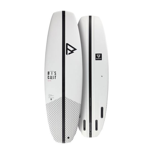 Brunotti 2020 100468 Biscuit STR Kitewaveboard white