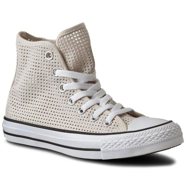 Converse 551628C All Star Hi Canvas perf parch/wh/