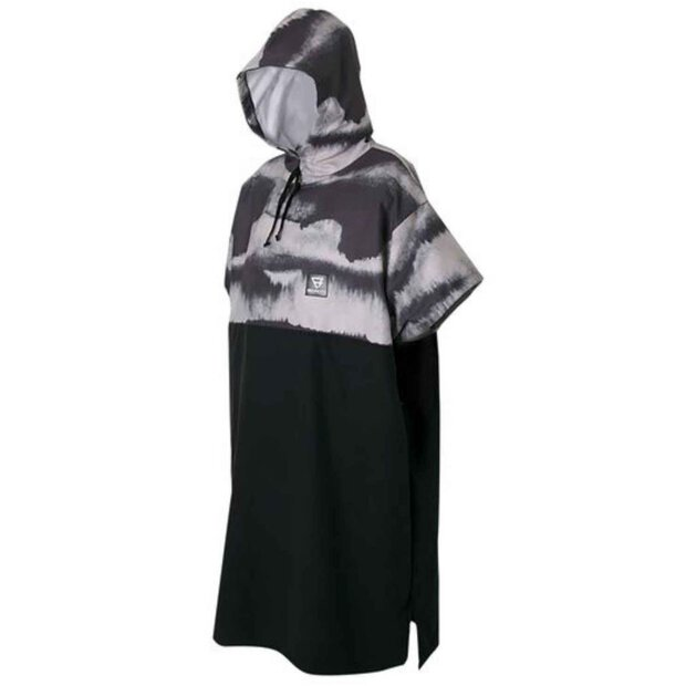Brunotti 100516 Fleece Poncho black