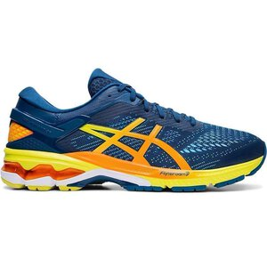 Asics 1011A712 Gel Kayano 26 mako blue/sour yuzu