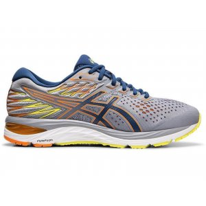 Asics 1011A715 Gel Cumulus 21 sheet rock/mako blue