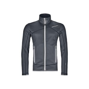 Ortovox 86938 Fleece Jkt M black steel