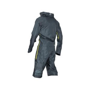 Dirtlej Dirtsuit Light grey/yellow