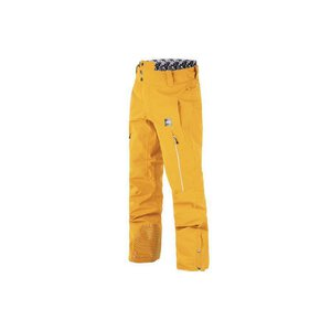 Picture MPT091 Object Pant yellow