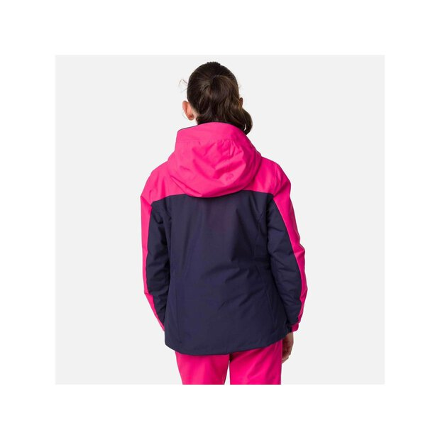 Rossignol RLIYJ31 374 Fonction Jacket Girls pinkfuchsia
