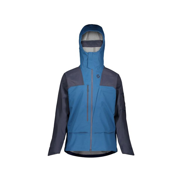 Scott Vertic Jkt 3L Men bluesapphire/bluenights