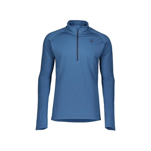 Scott Defined Light Pullover M bluesapphire