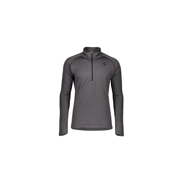 Scott Defined Light Pullover M darkgrey/melange