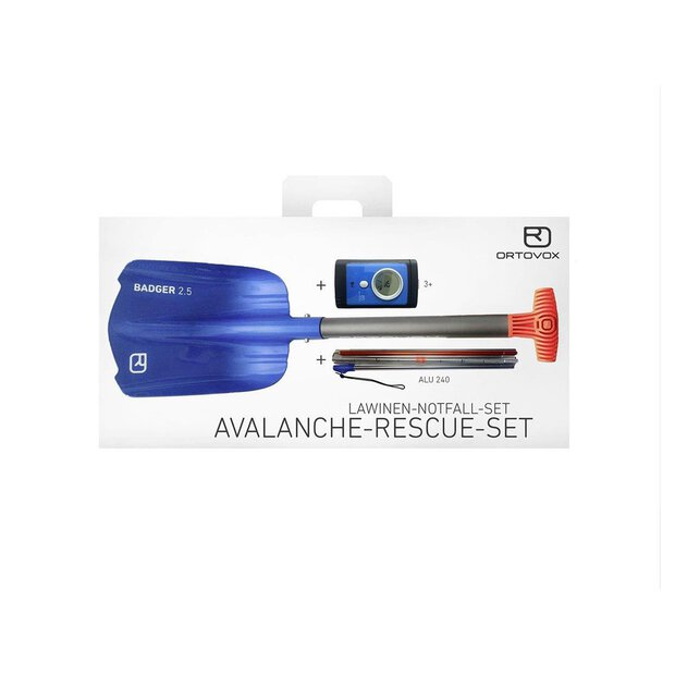 Ortovox 29755 Avalanche Rescue Set 3+