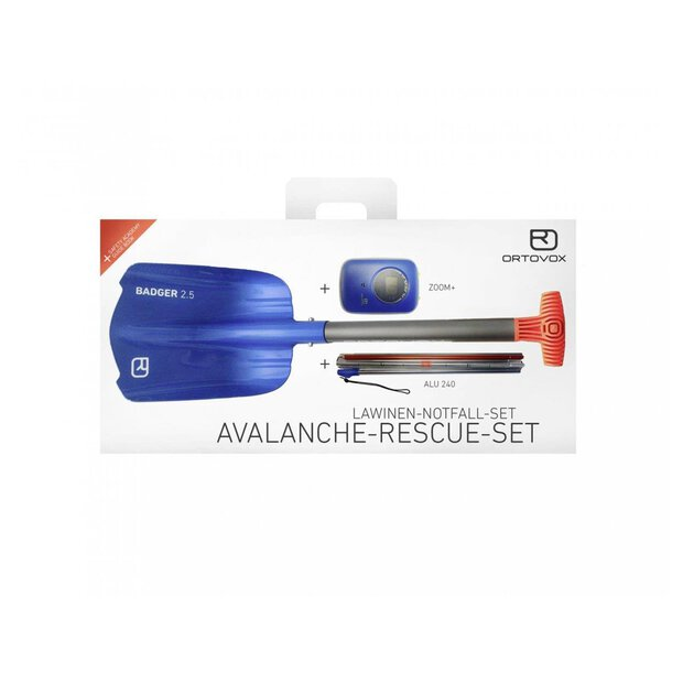 Ortovox 29753 Avalanche Rescue Set Zoom+
