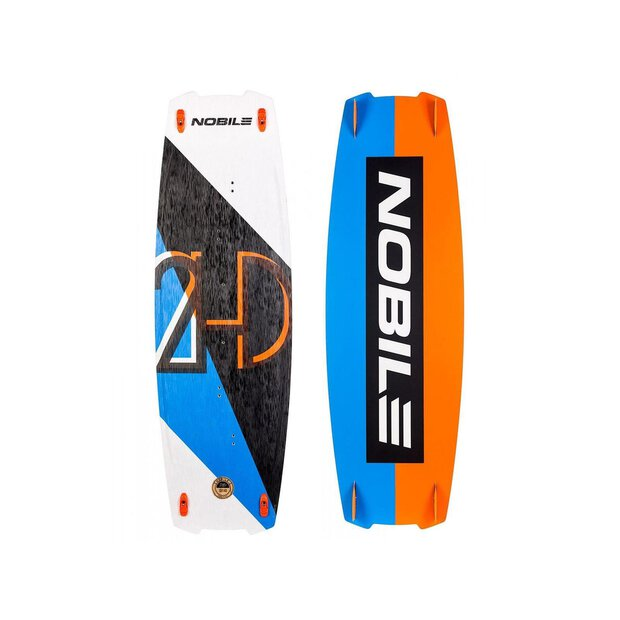 Nobile 2020 2HD Kiteboard incl. Finns