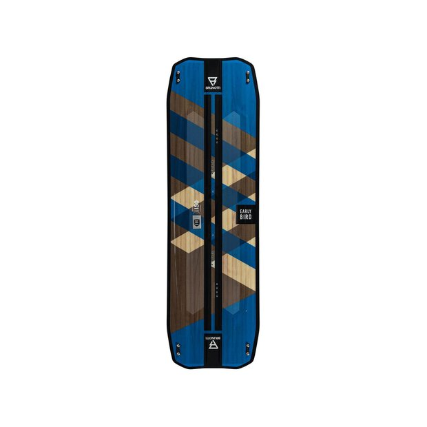 Brunotti 2020 100538 Early Bird Kiteboard incl. Finns